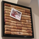 DIY Promotional Giveaway: The Wine Cork Bulletin Board & Gift Basket