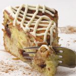 Recipes to Boost Focus in Meetings: Cinnamon-Roll Cheesecake #RBFM