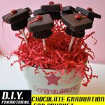 DIY Promotional Giveaway: Chocolate Bouquet