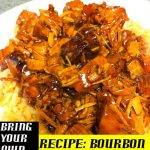 "Bring Your Own Lunch Recipe: Bourbon ""Crack"" Chicken #BYOL"