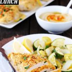 Bring Your Own Lunch Recipe: Hummus-Crusted Chicken #BYOL