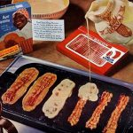 Recipes to Boost Focus in Meetings: Bacon-Strip Pancakes #RBFM