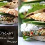 Bring-Your-Own-Lunch Recipe: Mini Spiced Chicken Burgers with Mint Greek Yogurt #BYOL
