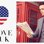 "Finished Work: ""We Love the UK"" Pins for Bloomingdale's"