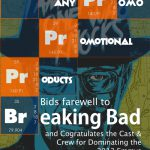 We Bid Farewell & Congratulations to Breaking Bad's Cast & Crew