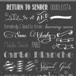 Download this Free Font: The Hand-Drawn Set