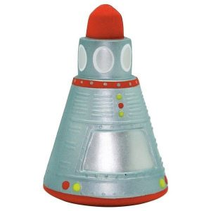 Space Capsule Squeezies Stress Reliever Item# 652295