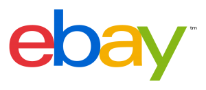 The eBay logo.