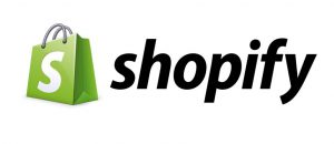 The Shopify logo.