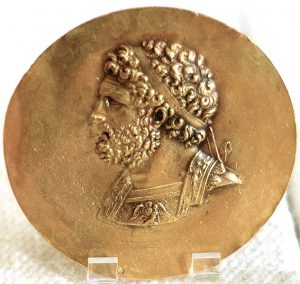 Philip of Macedon coin